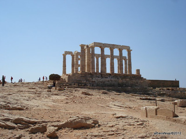 Poseidon Temple. Sounion