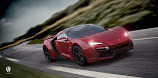 W Motors will show two world premieres at Dubai Motor Show