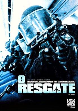 Filme Poster O Resgate DVDRip XviD Dual Audio & RMVB Dublado