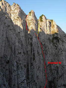 2014.02.09 - P Craiului - Circuit prin Hornul N