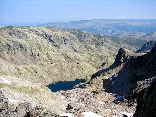 Senderismo: Refugio Elola - Almanzor - Galana - Portilla 5 Lagunillas - Plataforma
