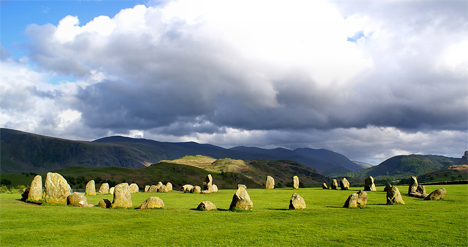 Top Ten Ancient Megalithic Stone Circles that Remain Shrouded in Mystery Stone+Circle+England