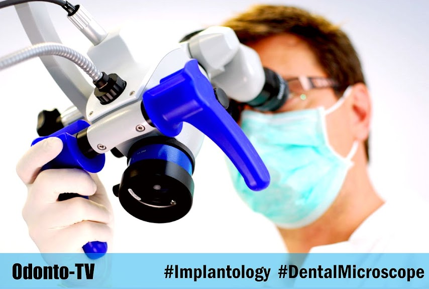 Implantology-Dental-Microscope