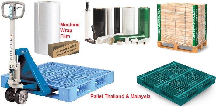 Vật liệu đóng gói - Packaging Consumables::