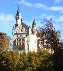 King Ludwig II's Neuschwanstein Castle (what Walt Disney patterned his castle after)