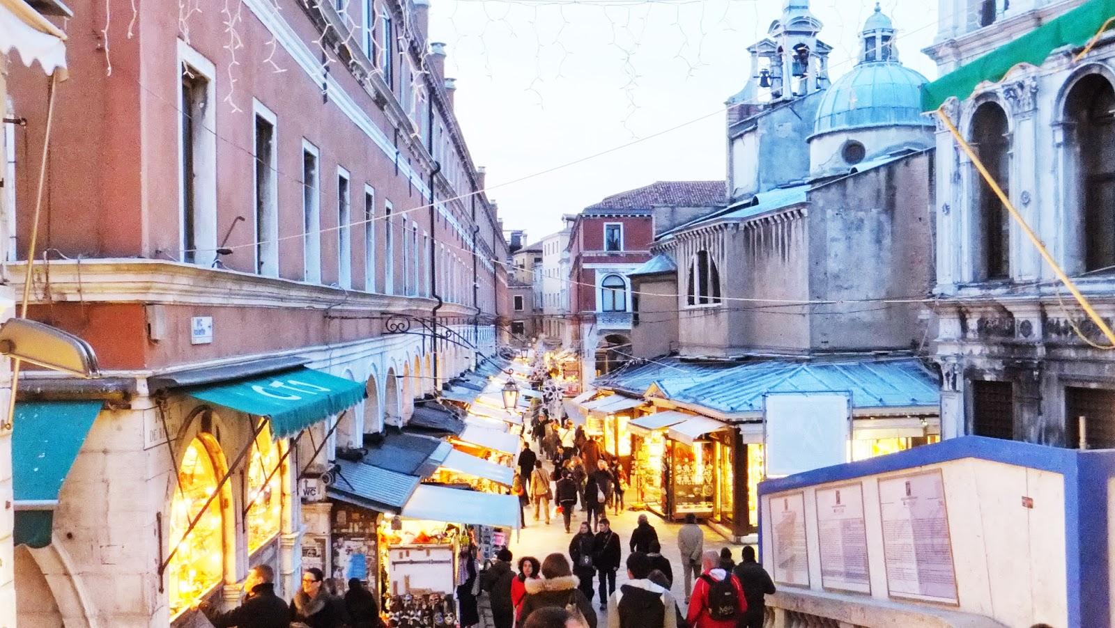 Ponte del Rialto, Gran Canal, Canalazzo, Venecia, Venezia, Italia, Elisa N, Blog de Viajes, Lifestyle, Travel