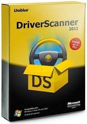 Miễn phí bản quyền phần mềm tự động cập nhật driver - DriverScanner 2011 Uniblue_DriverScanner2011