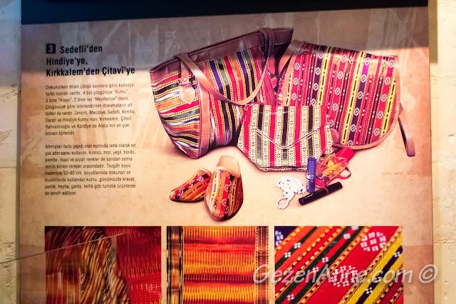 Gaziantep'te kutnu dokumacılığı el sanatının tanıtımı, Gaziantep Kent Müzesi