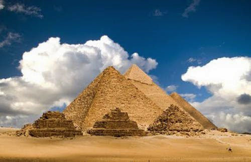 Ancient Metropolis Hidden Under Giza