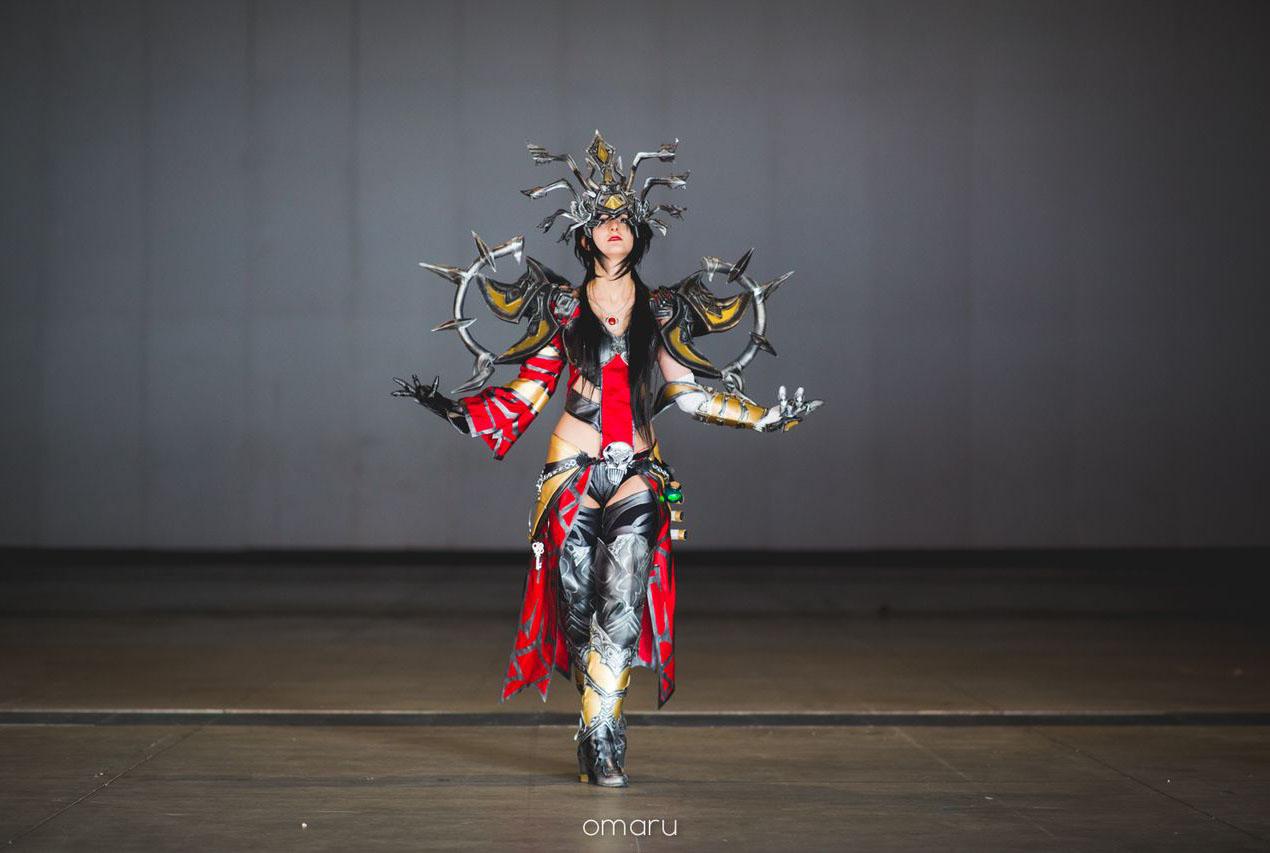 Loạt cosplay cực chất về Wizard trong Diablo 3 - Ảnh 9