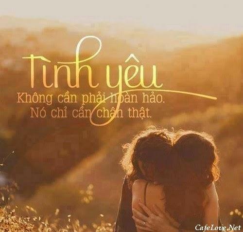 Lời khuyên hay về sự chân thật trong tình yêu
