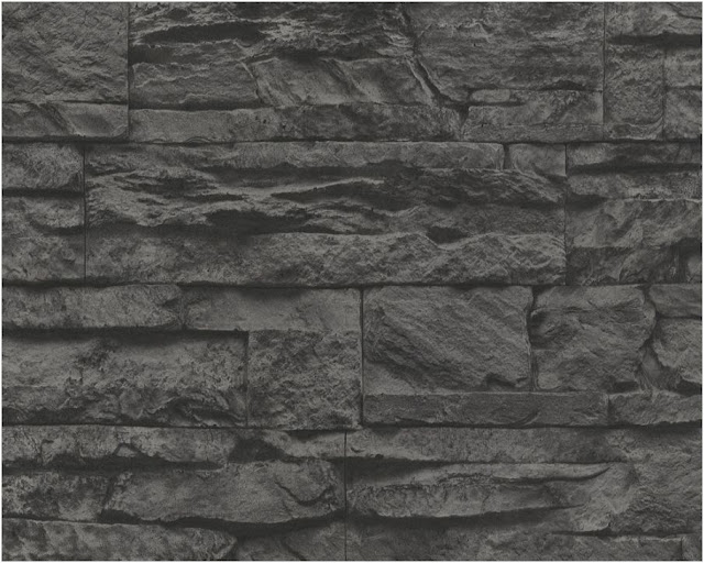 effetto materia carta da parati effetto muro finta