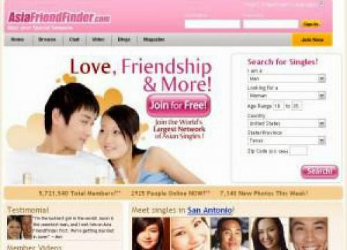 Asiafriendfinder Com Asian Dating Site Review