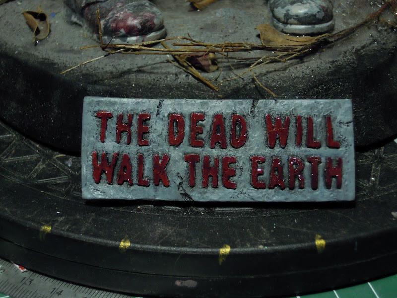 The dead will walk the earth - The hunter DSCN1558