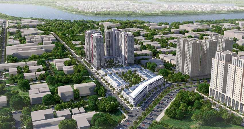 Dự án Novaland Đồng Văn Cống Quận 2