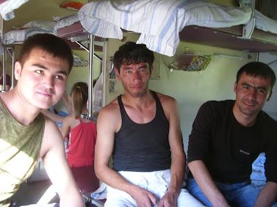 中央アジア系の人々