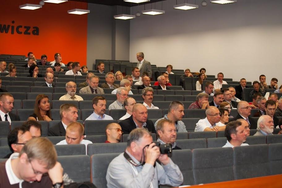 Blue Corridor 2012 - Uczestnicy Międzynarodowej Konferencji CNG i LNG w Warszawie