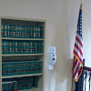 Law Books, Hygiene, US Presentation Set. Symbols of history and the times.
