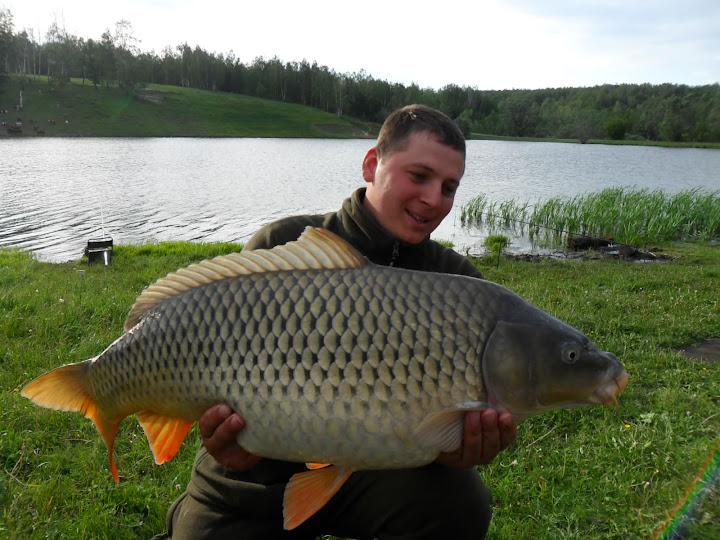 ловля рыбы в димитровграде