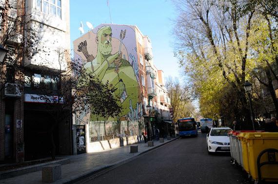 Plan de Mejora del Paisaje Urbano en Usera y Villaverde