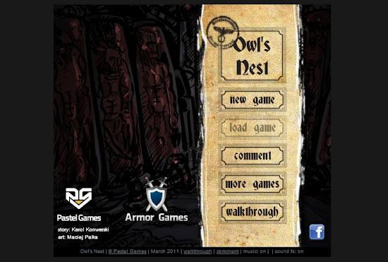 Gra o kompleksie Riese - Sowie Gniazdo