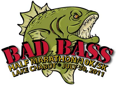 Bad Bass 5K/10K/Half Marathon