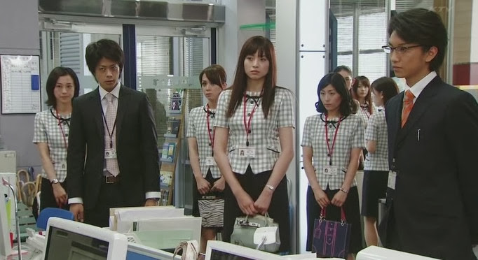Cast of Nakanai to Kimeta Hi
