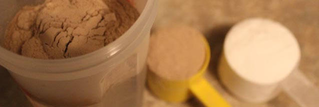 How To Make Your Own Weight Gainer Powder