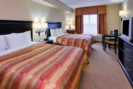 Country Inn & Suites By Carlson, Niagara Falls, ON, 5525 Victoria Avenue, Niagara Falls, ON L2G, Canada