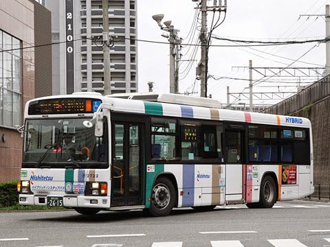 西日本鉄道 片江 2722