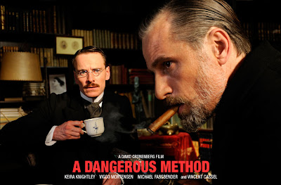 A Dangerous Method: movie review