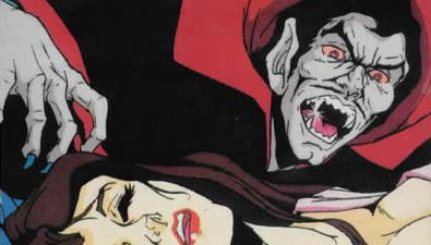 Toei Animation, Marvel Comics' Tomb of Dracula cartoon