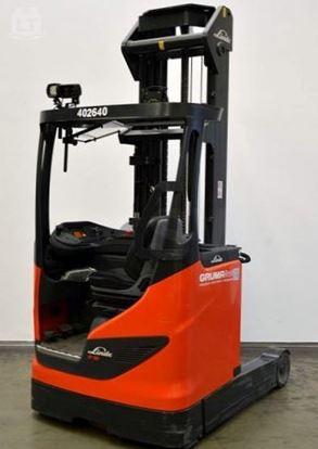 Reach truck Linde R14 R16 R20 0909648178