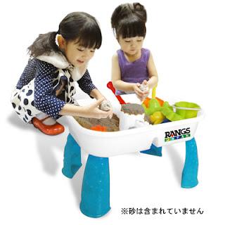 Cát kinetic nhập khẩu nhật bản của Rangs Japan