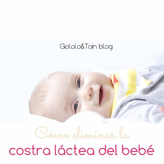costra láctea del bebé