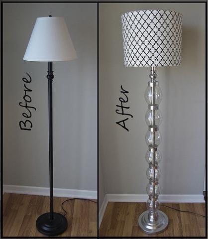 lampe design diy