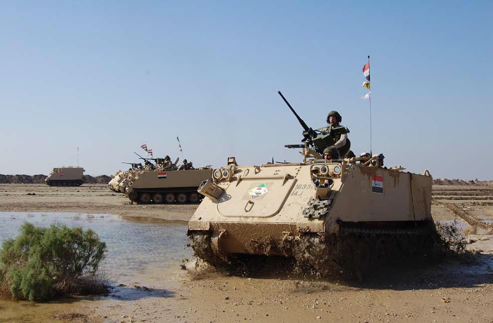 اكبر و اوثق موسوعة للجيش العراقي على الانترنت 10th+div+m113s