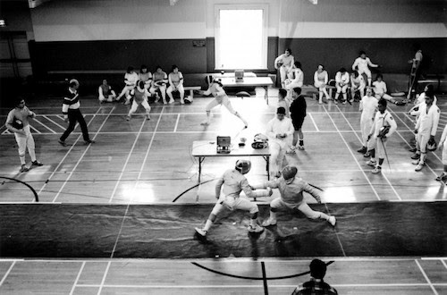 haverford college fencing