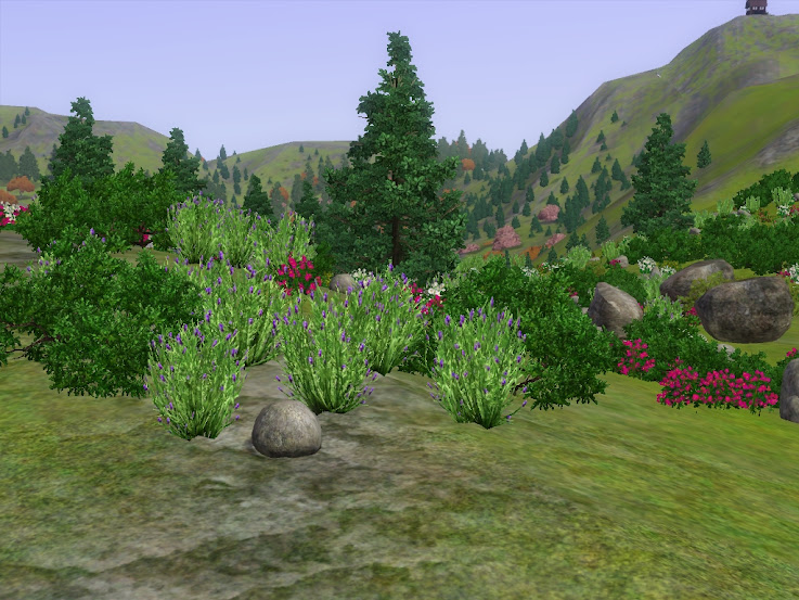 sims3 north mountains world download