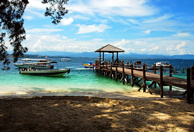 Tunku-Abdul-Rahman-Marine-Park