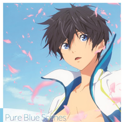 High?Speed! -Free! Starting Days- Original Soundtrack Pure Blue Scenes