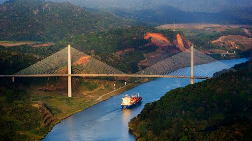 Centennial Bridge, Panama Canal, Panama.jpg