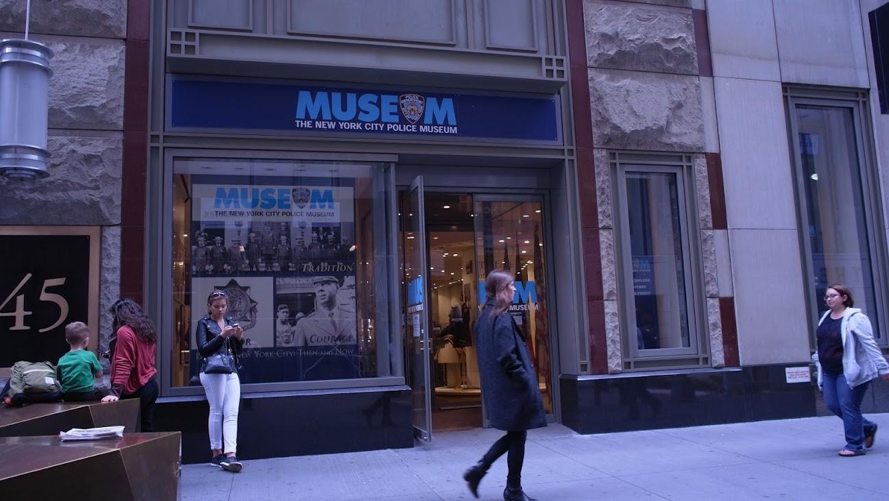NYPD博物館