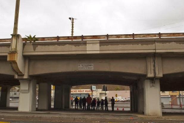 El Sereno Soto Street Bridge