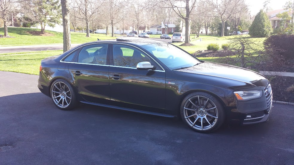 B8 S4 Modified Wheels Amp Suspension Gallery Thread Page 52