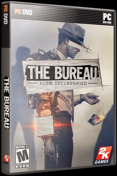 Cover Of The Bureau: XCOM Declassified (2013) Full Latest Version PC Game Free Download Resumable Links at Alldownloads4u.Com