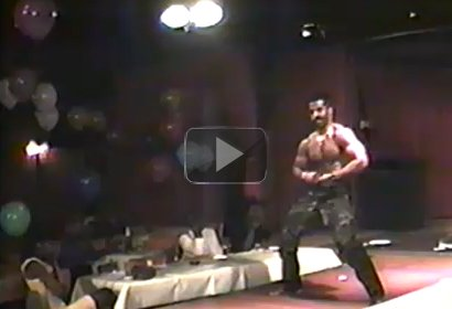 Male Exotic tryout 1988