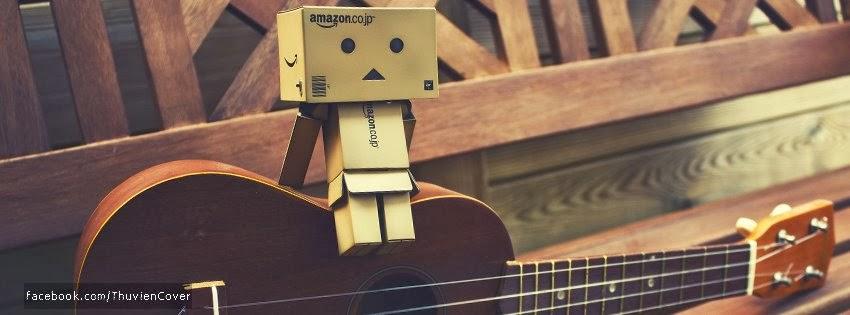 Ảnh bìa Danbo với cây đàn Guitar
