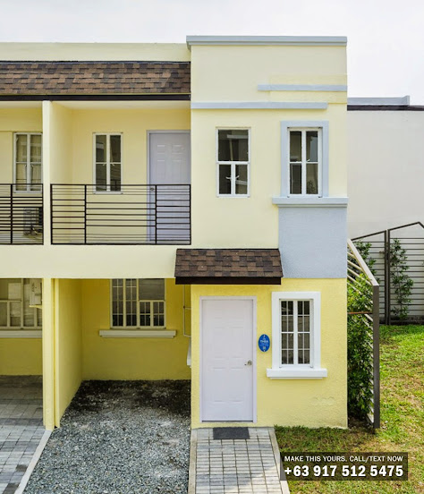 Thea Model Lancaster New City Cavite House And Lot For