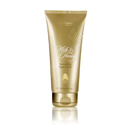 Kem tắm Milk & Honey Oriflame - 17556